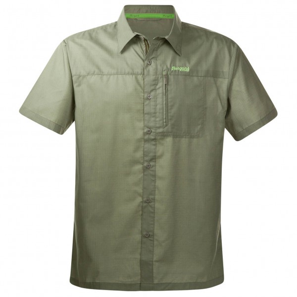 Bergans - Sletta Shirt Short Sleeve - Hemd