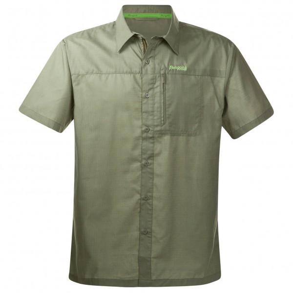 Bergans - Sletta Shirt Short Sleeve - Overhemd