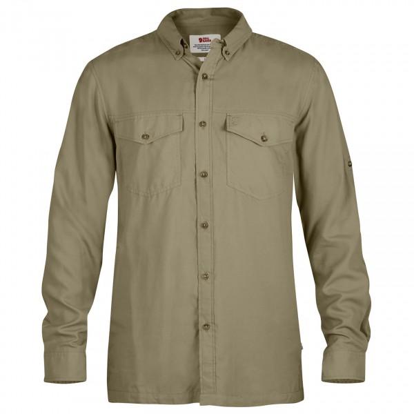 Fjällräven - Abisko Vent Shirt LS - Overhemd