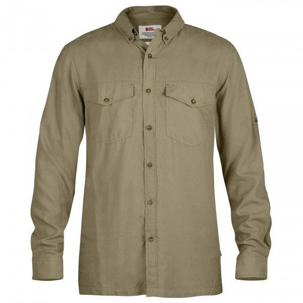 Fjällräven - Abisko Vent Shirt LS - Shirt