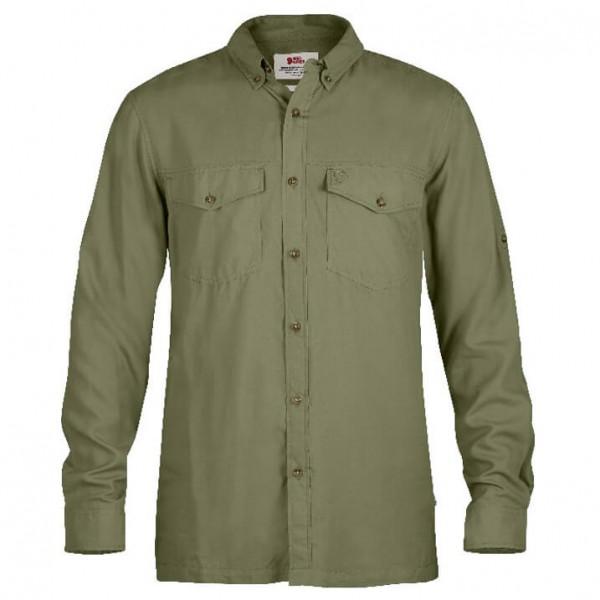 Fjällräven - Abisko Vent Shirt LS - Paita