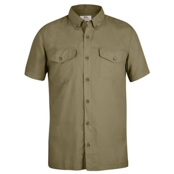 Fjällräven - Abisko Vent Shirt SS - Hemd
