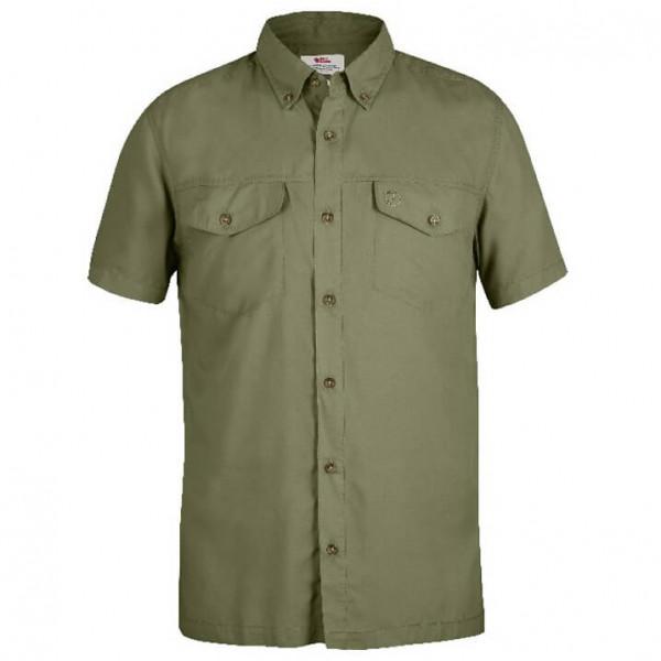 Fjällräven - Abisko Vent Shirt SS - Overhemd