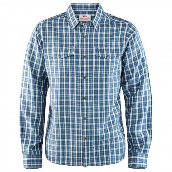fj llr ven abisko cool shirt ls hemd herren review. Black Bedroom Furniture Sets. Home Design Ideas
