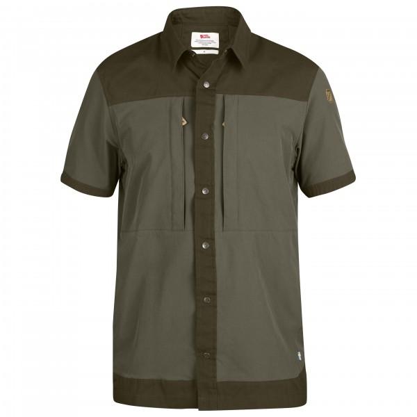 Fjällräven - Keb Trek Shirt SS - Overhemd
