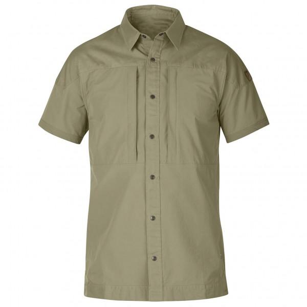 Fjällräven - Keb Trek Shirt SS - Hemd