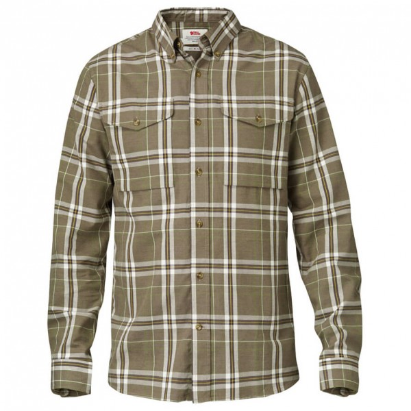 Fjällräven - Sarek Shirt LS - Overhemd