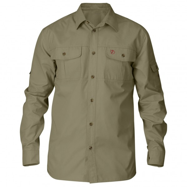 Fjällräven - Sarek Trekking Shirt - Paita