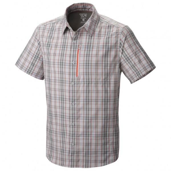 Mountain Hardwear - Seaver Tech S/S Shirt - Hemd