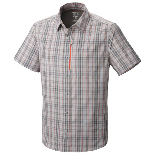 Mountain Hardwear - Seaver Tech S/S Shirt - Paita