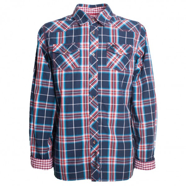 Alprausch - Karosepp - Langarmhemd