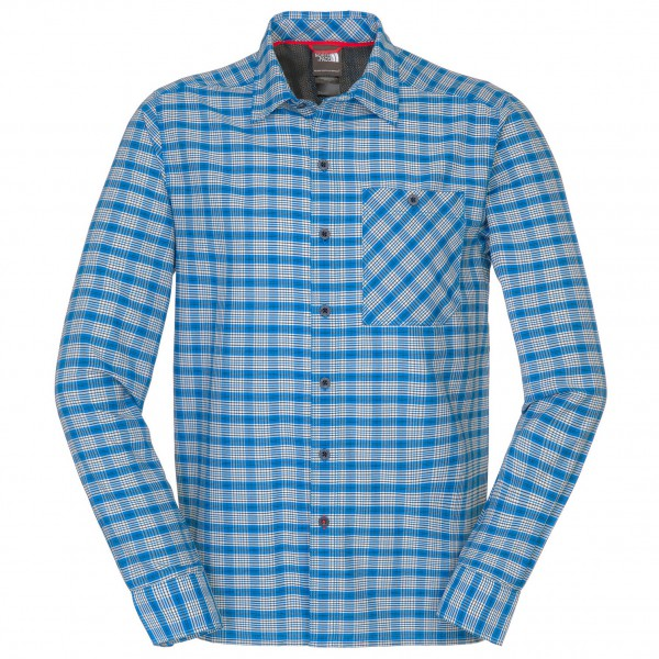 The North Face - LS Hypress Shirt - Overhemd