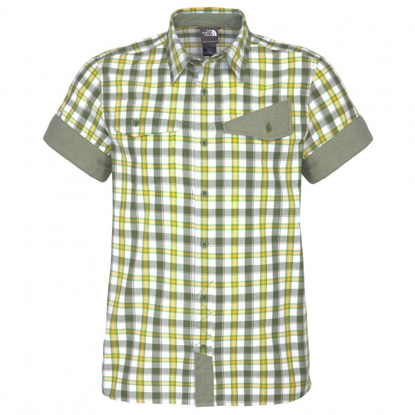 The North Face - SS Crimp Shirt - Chemise