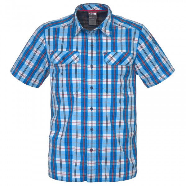 The North Face - Pine Knot SS Shirt - Skjorte