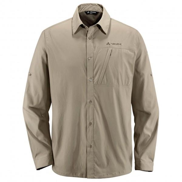 Vaude - Farley LS Shirt - Overhemd