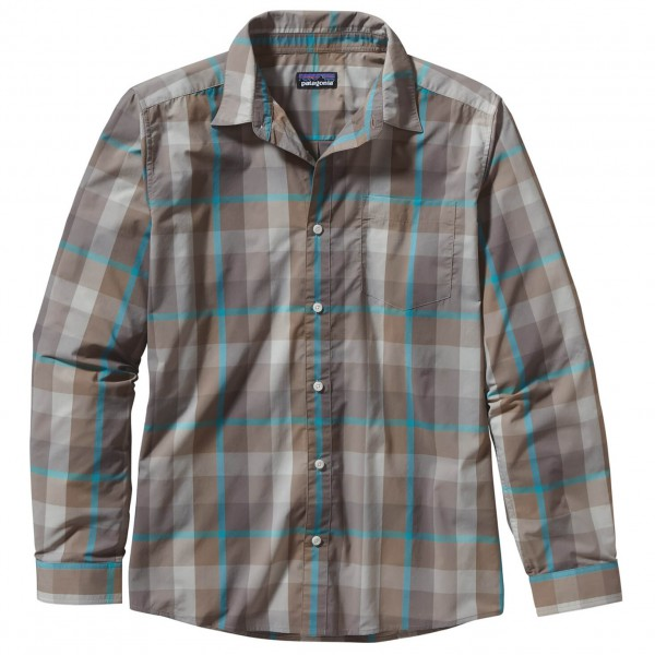 Patagonia - LS Gone Again Shirt - Paita