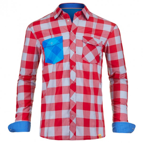 Ortovox - R'N'W Cool Shirt Long Sleeve - Overhemd