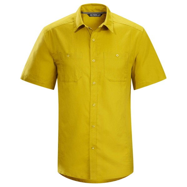 Arc'teryx - Ravelin Shirt SS - Short-sleeve shirt