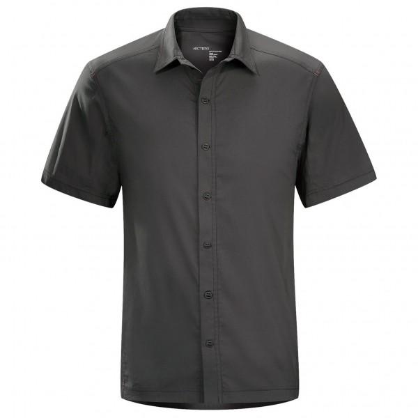 Arc'teryx - Transept SS Shirt - Lyhythihainen paita