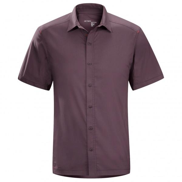 Arc'teryx - Transept SS Shirt - Overhemd korte mouwen
