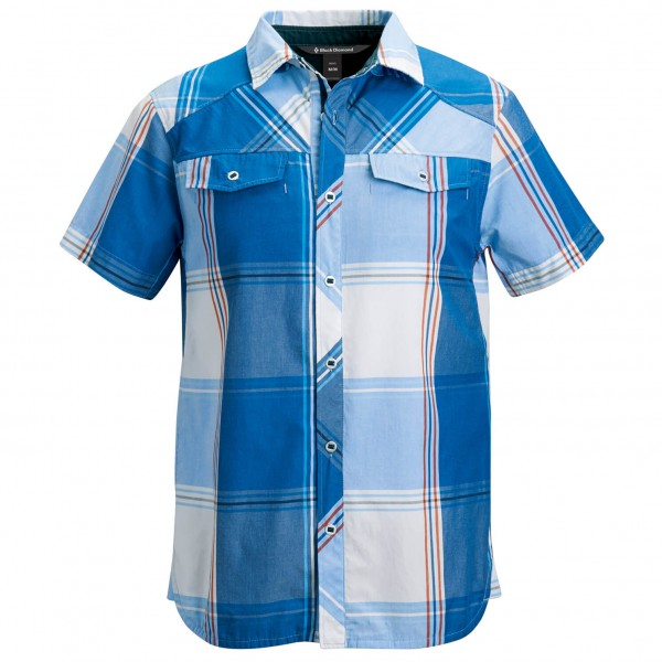 Black Diamond - SS Technician Shirt - Paita