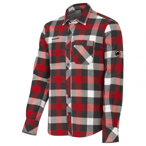 Mammut - Belluno Winter Shirt - Chemise