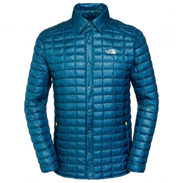 The North Face - Micro Thermoball Shirt - Hemd