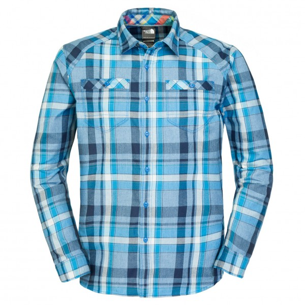 The North Face - LS Tomales Flannel - Hemd
