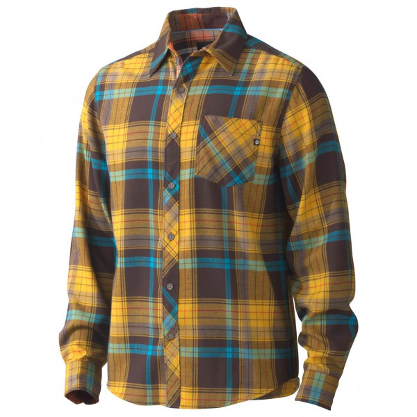 Marmot - Anderson Flannel LS - Hemd