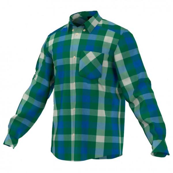 Adidas - Ed Check LS - Shirt