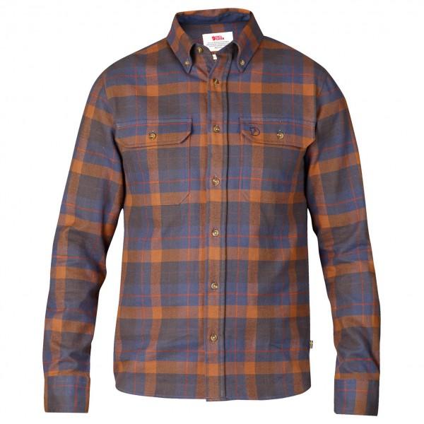 Fjällräven - Sarek Heavy Flannel Shirt - Chemise