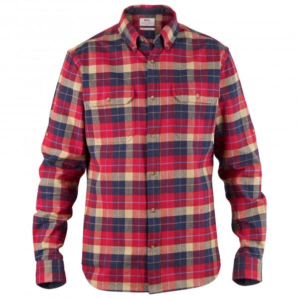 Singi Heavy Flannel Shirt - Shirt