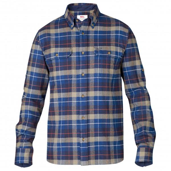 Fjällräven - Singi Heavy Flannel Shirt - Hemd