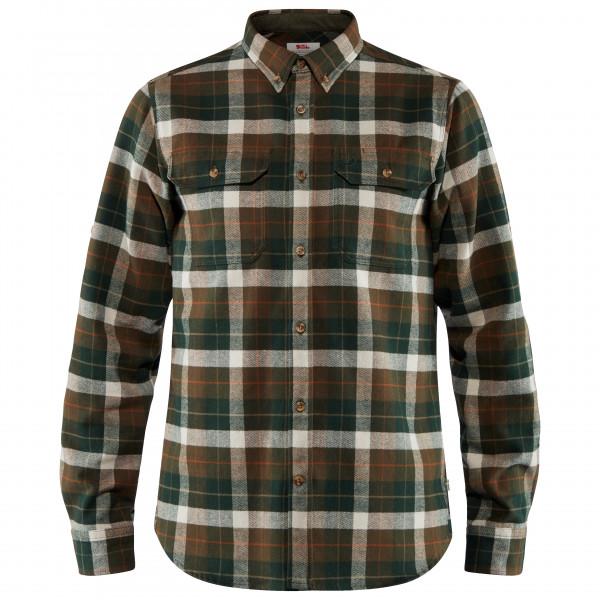 Fjällräven - Sarek Heavy Flannel Shirt - Paita