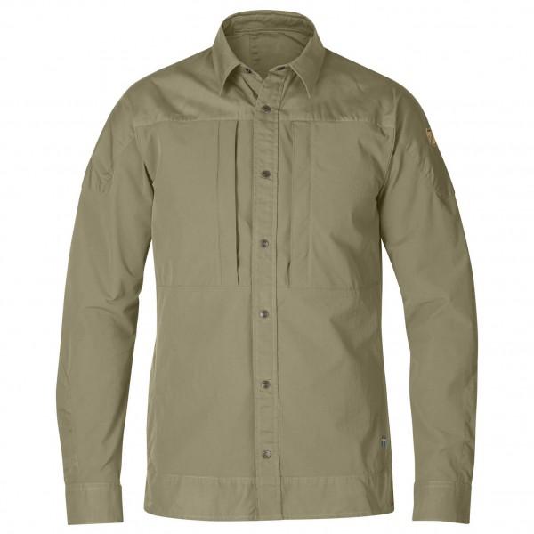 Fjällräven - Keb Trek Shirt LS - Overhemd