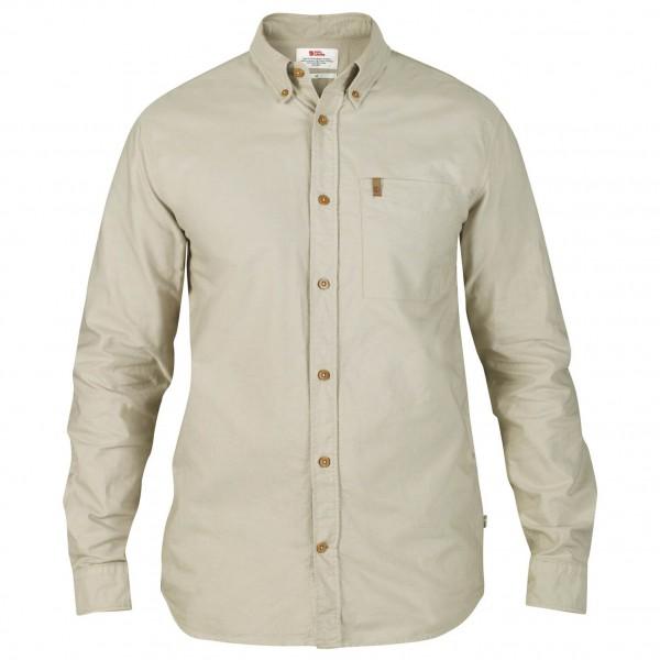 Fjällräven - Övik Oxford Shirt LS - Chemise