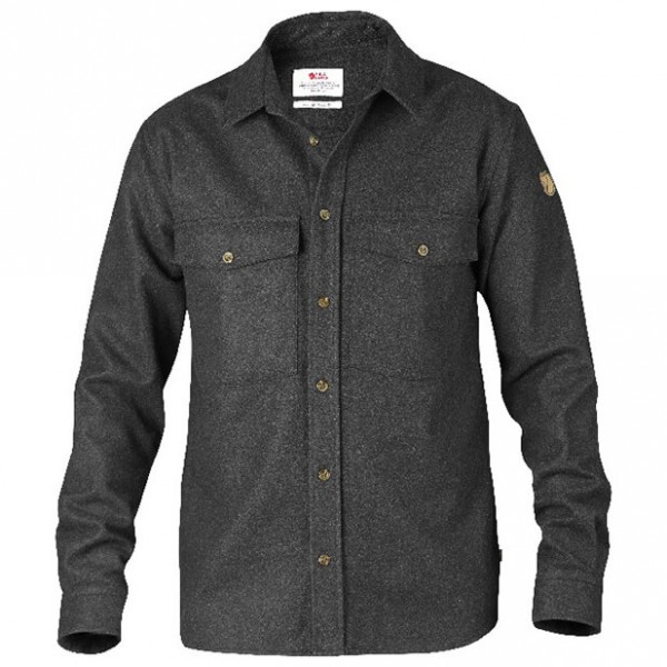 Fjällräven - Övik Wool Shirt - Paita