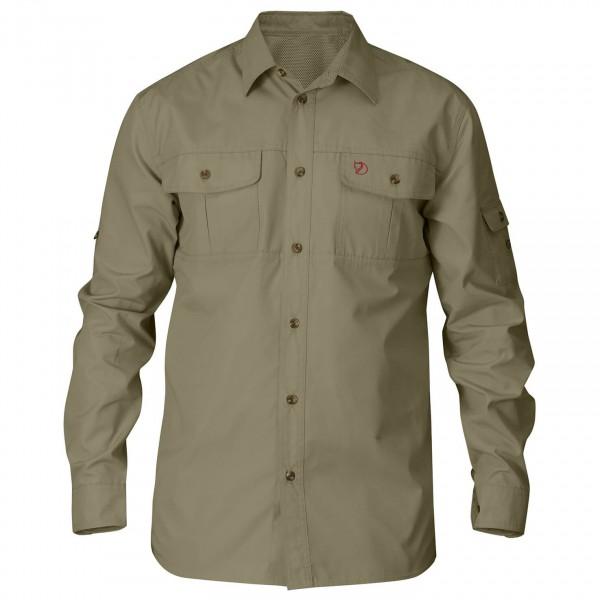 Fjällräven - Sarek Trekking Shirt - Overhemd