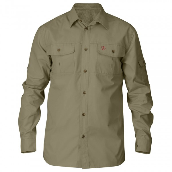 Fjällräven - Sarek Trekking Shirt - Skjorte