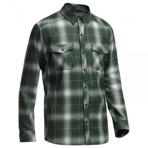 Icebreaker - Lodge LS Shirt Plaid - Hemd