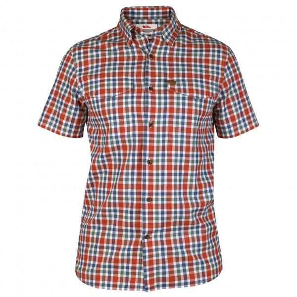 Fjällräven - Övik Shirt S/S - Hemd