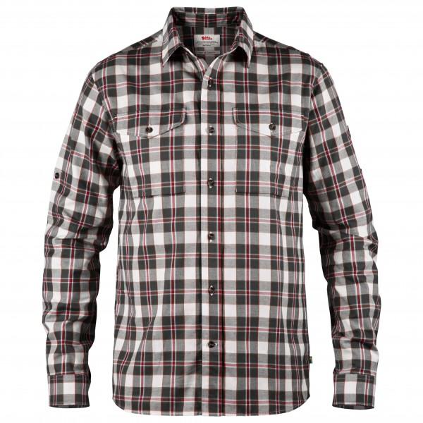 Fjällräven - Sarek Flannel Shirt L/S - Skjorte