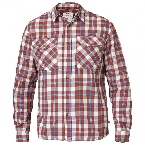 Fjällräven - Sarek Flannel Shirt L/S - Skjorta