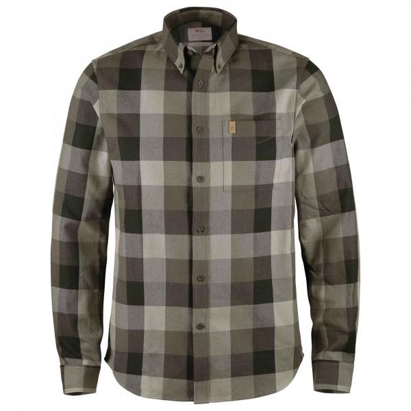 Fjällräven - Övik Big Check Shirt L/S - Hemd