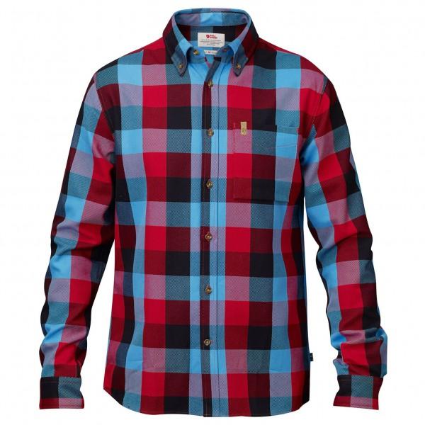 Fjällräven - Övik Big Check Shirt L/S - Chemise