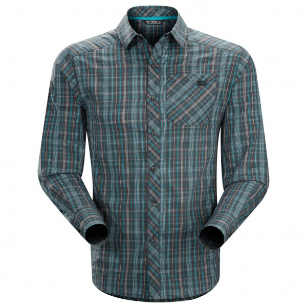 Arc'teryx - Peakline LS Shirt - Hemd