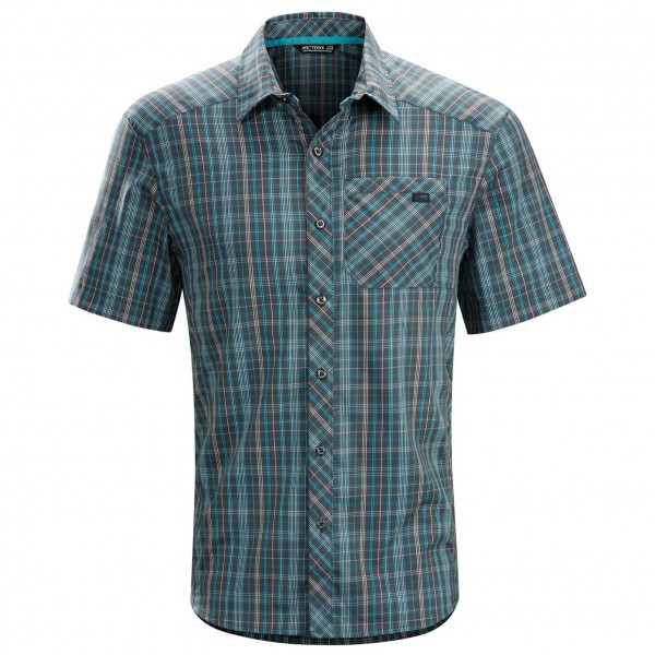 Arc'teryx - Peakline SS Shirt - Overhemd