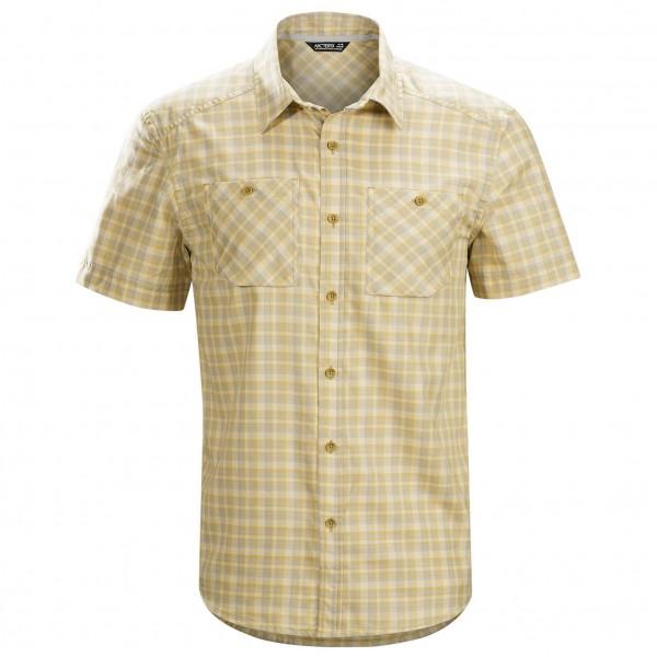 Arc'teryx - Tranzat SS Shirt - Overhemd