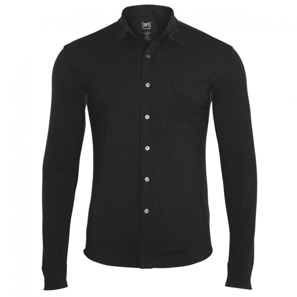 SuperNatural - M Button Shirt LS 175 - Overhemd