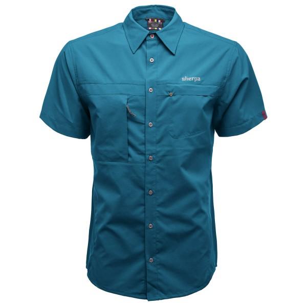 Sherpa - Tansen Short Sleeve Shirt - Overhemd